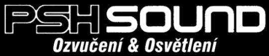 nové logo PSH Sound